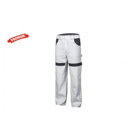 Spodnie robocze - białe