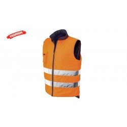 Safety vest - double sided