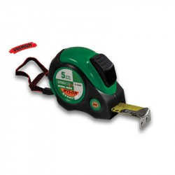 Tape measure with handle 5 m x 25 mm