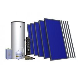 Solaranlage Komplett Set TLPAm-500W