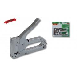 Upholstery stapler