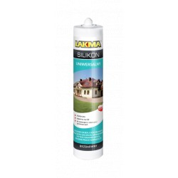 Universal Silicone Sealant transparent 300 ml