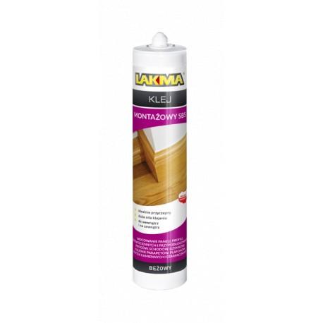 Mounting adhesive SBS beige 300 ml