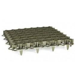 Kunststoffrasengitter 50x50x4