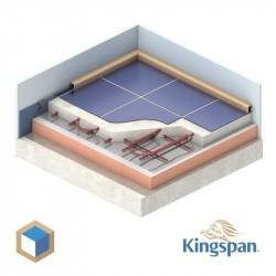 Kingspan Q3 Fussboden-Dämmplatte