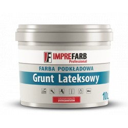 GRUNT LATEKSOWY interior latex paint