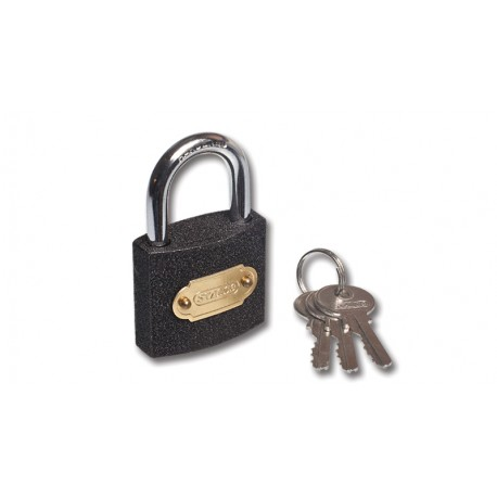 Cast Iron padlock 75 mm