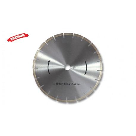 Segmented diamond disc Ø35 cm