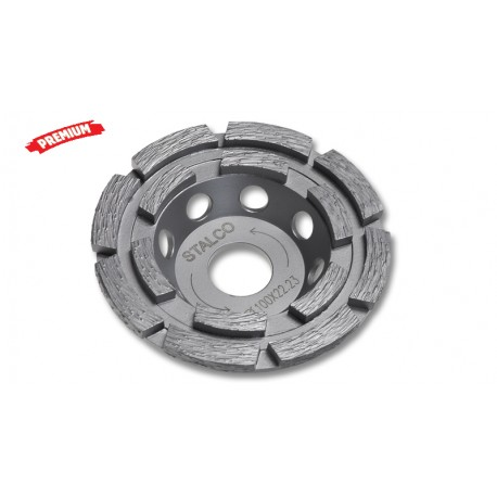 Diamond grinding disc Ø12,5 cm