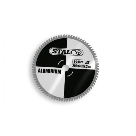 Piła tarczowa do aluminium Ø20x3 cm - 60 zębów