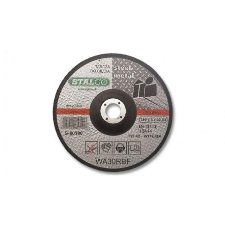 Tarcza do cięcia metalu wypukła Ø18 cm