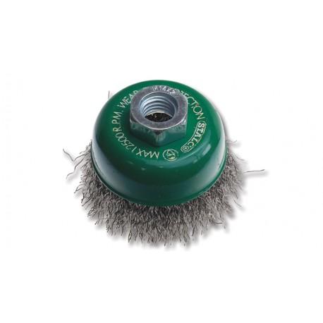 Front brush Ø8 cm