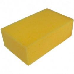 Plastic sponge, 18x11x6 cm
