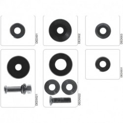 Wheel for tiling medium 14 mm