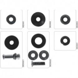 Rad für Fliesenmaschinen. 1151,1152 Mi 22 mm dick 2 mm + Schraube, Lagerschalen