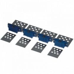 Magnetplatten für Metallplatten