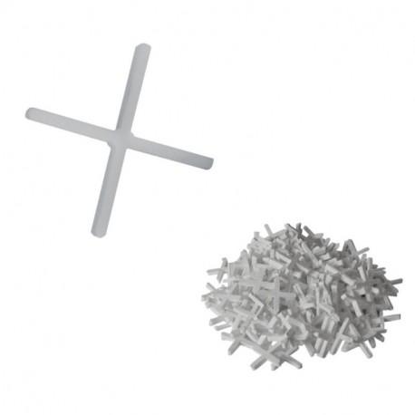 Tile crosses 2.5 mm 150 pcs