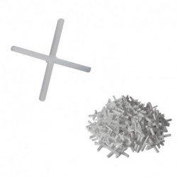 Krzyżyki do glazury 6 mm 50 szt.