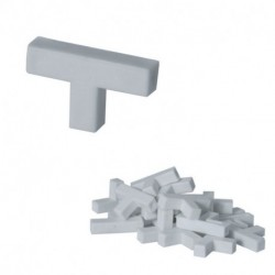 "Tile crosses ""T"" 6 mm 50 pcs."