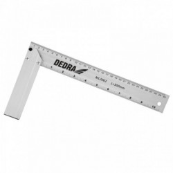 Aluminum construction angle 50x22.5 cm