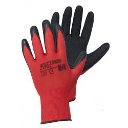 Latex-beschichtete Polyester-Handschuhe S-Latex R