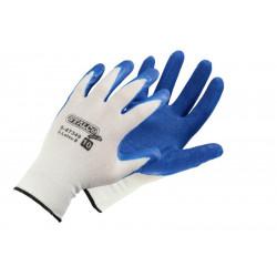 Rękawice poliestrowe S-Latex B