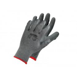 Latex-beschichtete Polyester-Baumwollhandschuhe S-EcoDrag