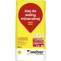 Klebemörtel für Mineralwolleplatten & Gewebe Weber KS 141, 25 kg