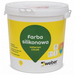 Silicone Paint Weber.ton.color 25 kg