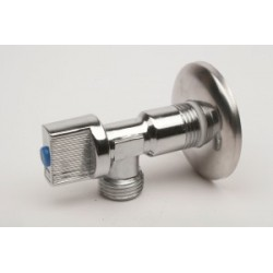 Ball valve for toilet flush ½""