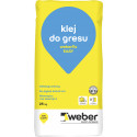Tiles adhesive Weber FIX EASY C1T, 25 kg