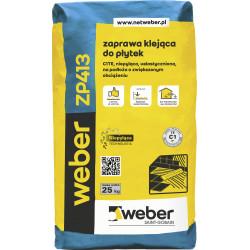 Fliesenkleber Weber ZP413, 25 kg