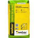Kalk/Zement-Maschinenputz WEBER TP572, 25 kg