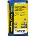 Samopoziomujący podkład podłogowy 4150 WEBER, 25 kg