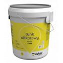 Tynk silikatowy WEBER TD331, Baranek 1,5 mm, 30 kg