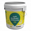 Acrilic-Silicone Plaster Weber TD325, 30 kg