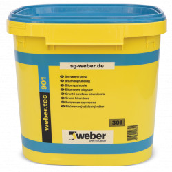 Weber.tec 901 30L - grunt do Superflex10 i tec920