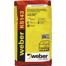 Klej do styropianu i siatki Weber KS 143, 25 kg