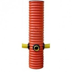 Corrugated Shaft with Base DN 315