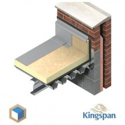 Kingspan Therma TR27 FM Flat roofs