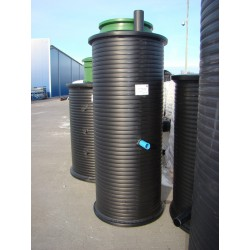 Household Sewage Pumping Station P60-80/2.1 with single-phase pump