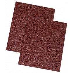 Braunes Sandpapier, 80 gr., Set 10 Stück