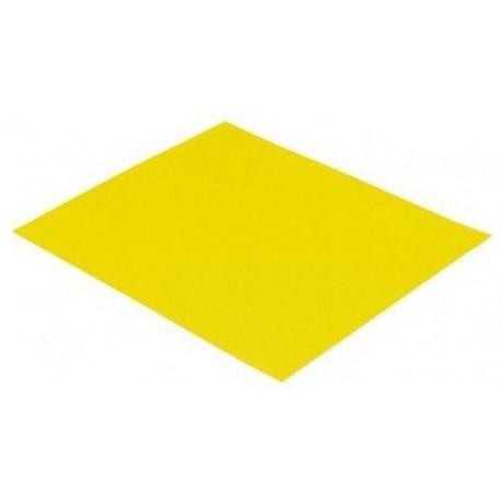 Papier ścierny żółty, 100 gr., kpl. 10 szt.