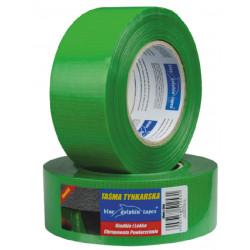 Taśma tynkarska 48mmx50 m zielona