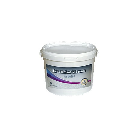 Concrete paint gray 10L