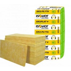 Isover Aku-board from mineral wool 5 cm