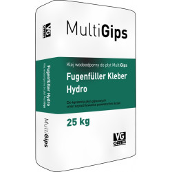 MultiGips Kleber Hydro adhesive for water-resistant plaster panel