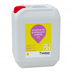 Grunt pod farbę Weber PG212, 10 kg