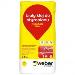 Weißleim für Weberbase 25kg Styropor