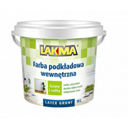 Weißer Primer Latex 10L